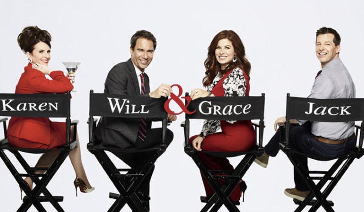 Will e Grace si chiude con la undicesima stagione Credits NBC e Mediaset