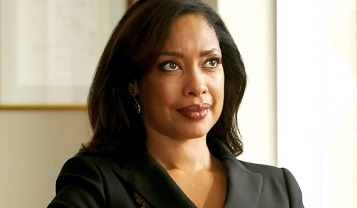 suits jessica pearson gina torres Credits Usa Network