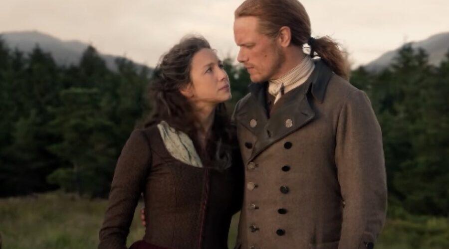 Outlander 5 stagione Credits Starz
