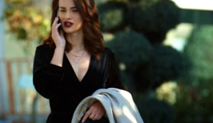 Pelin in Bitter Sweet soap opera Credits Star Tv e Mediaset