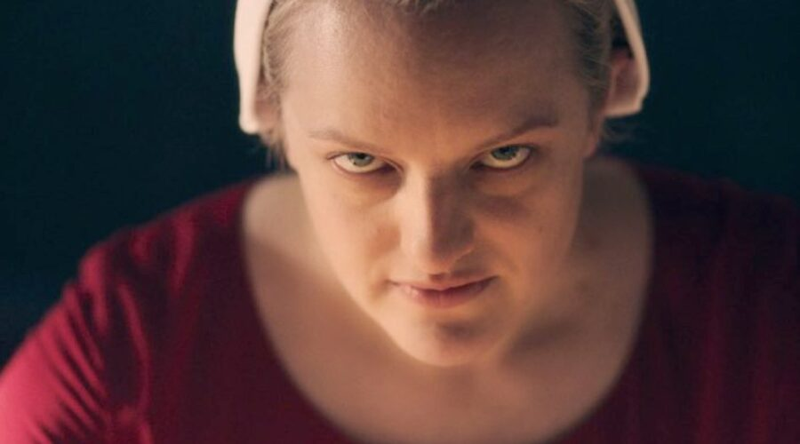The Handmaid's Tale 3 stagione Elisabeth Moss Credits TIMVISION