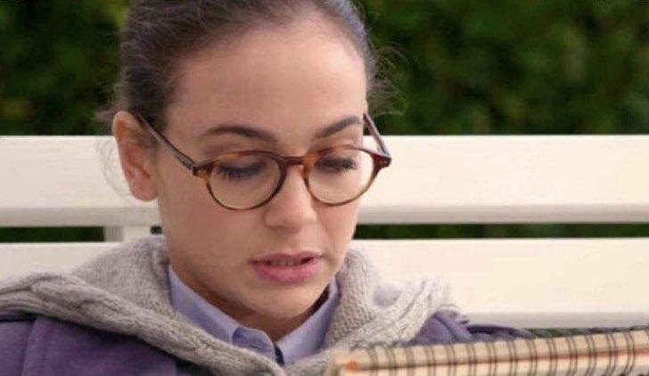 Alex in Un posto al sole soap opera Credits Rai