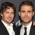 Ian Somerhalder e Paul Wesley all'InStyle And Warner Bros. 77th Golden Globe Awards Post-Party 2020 credits Matt Winkelmeyer (Fotografo) e GettyImages per InStyle