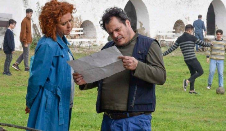 Imma Tataranni - Sostituto procuratore fiction ambientata a Matera con Vanessa Scalera nei panni di Imma Credits RAI