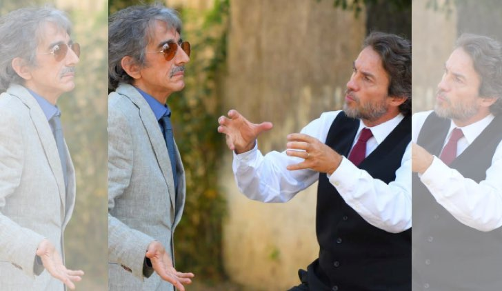 La strada di casa 2 stagione con Alessio Boni che è Fausto Morra Credits RAI