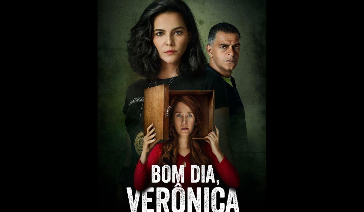 Locandina ufficiale di Buongiorno, Verônica Credits Netflix