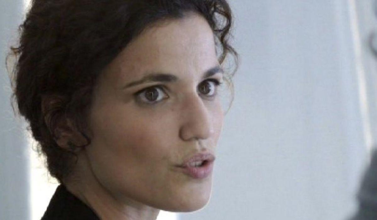 Naike Anna Silipo nel ruolo di Livia Cataldi in Squadra Antimafia Credits Mediaset e Taodue