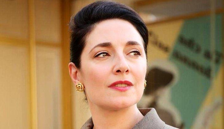 Sara Ricci è Anita Marini ne Il paradiso delle signore Daily Credits RAI