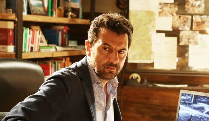 Un passo dal cielo 5 Vincenzo Nappi interpretato da Enrico Iannello Credits RAI