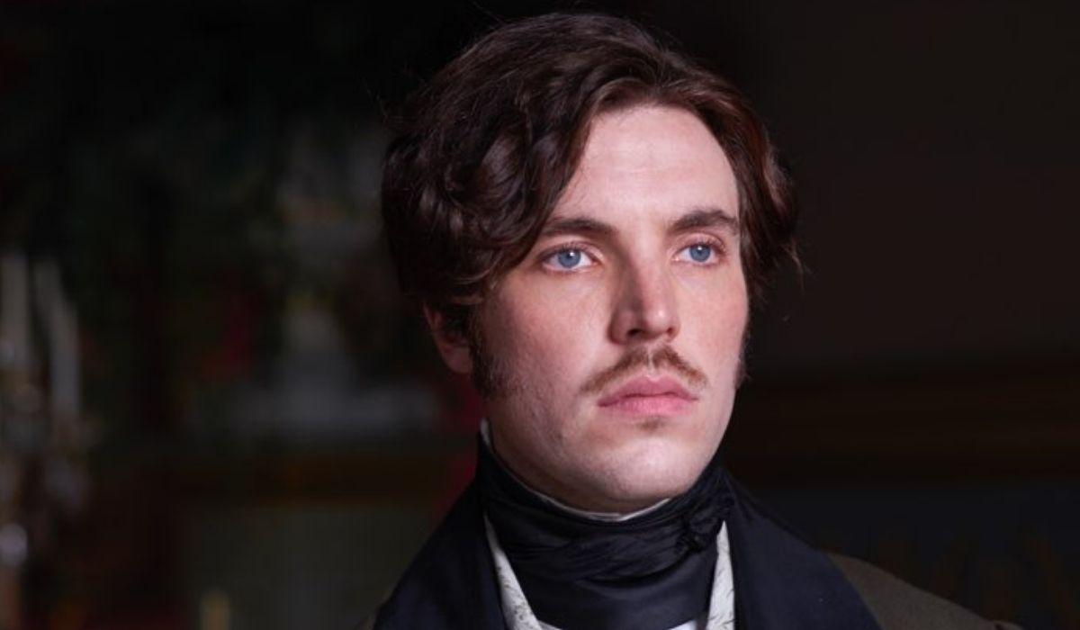 Victoria 3 stagione Tom Hughes Credits ITV e LaF