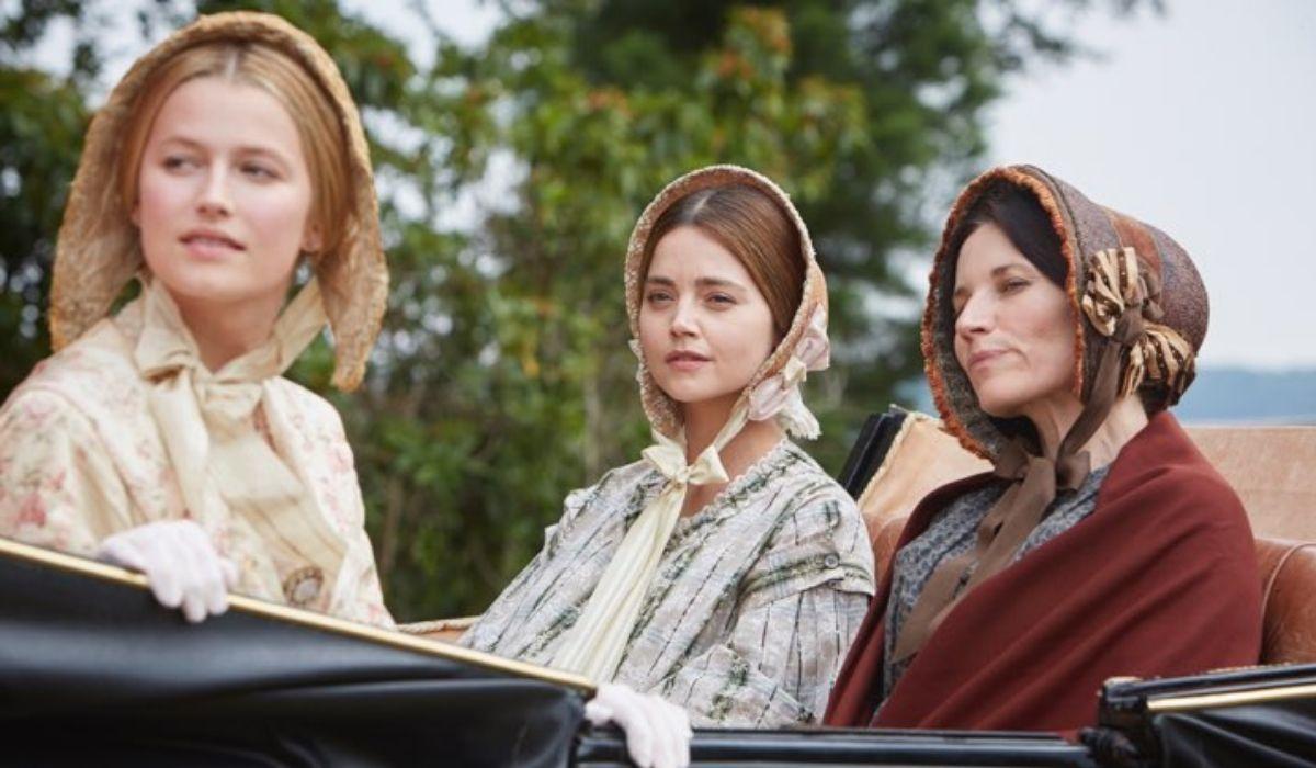 Victoria 3 stagione con Jenna Coleman Credits ITV e LaF