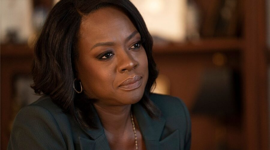 Viola Davis ne Le Regole del delitto perfetto Credits Rai