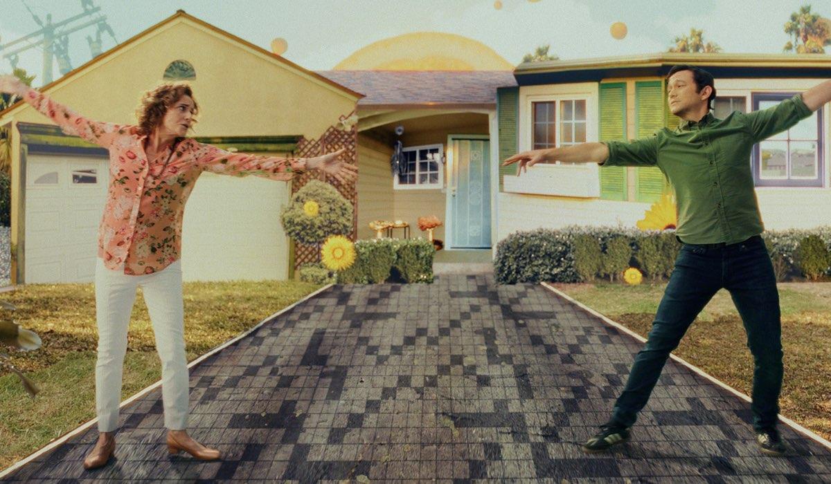 Debora Winger E Joseph Gordon Levitt In Mr Corman Credits: Apple Tv Plus