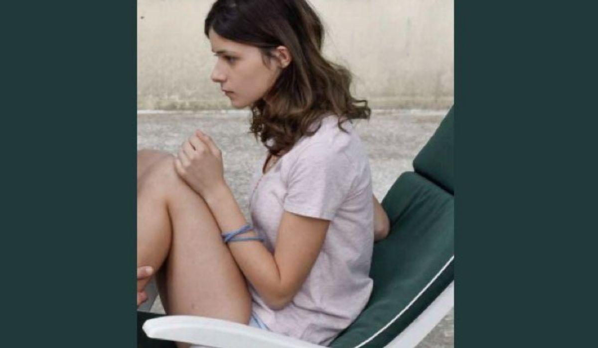 Alice Azzariti è Valentina De Ruggeri in Imma Tataranni fiction, Credits Rai