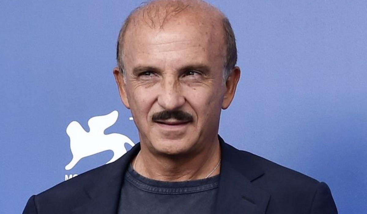 Carlo Buccirosso qui alla presentazione di Ammore e Malavita alla 74esima Mostra del Cinema di Venezia, Credits Getty Images e Pascal Segretain