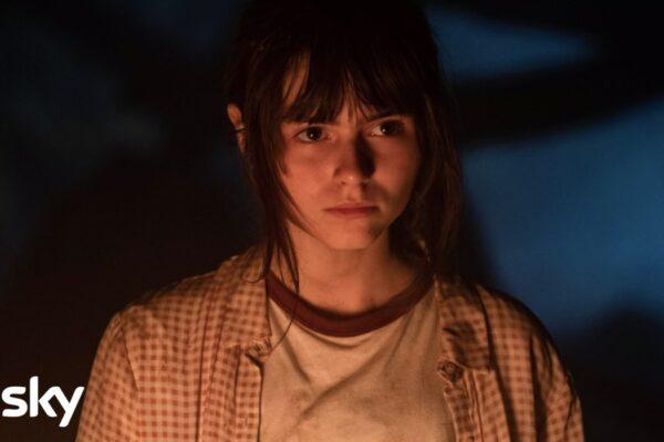 Giulia Dragotto interpreta Anna nella serie Sky. Ph Credits Greta De Lazzaris per Sky Italia