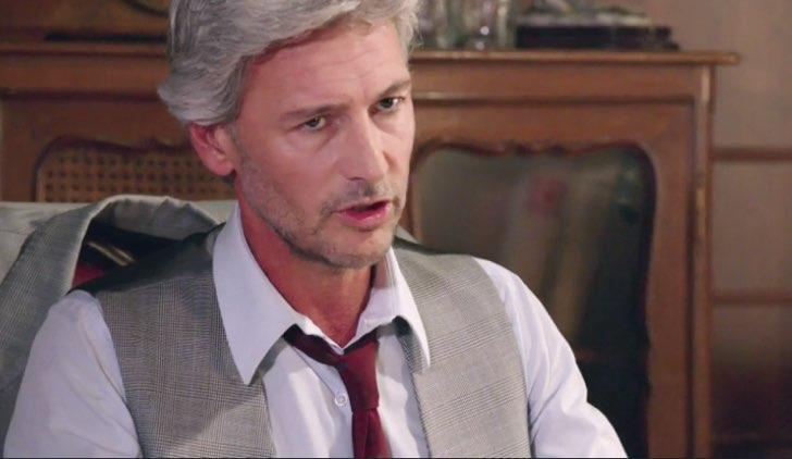 Il paradiso delle signore 4 Umberto Guarnieri nella puntata 8 Credits RAI
