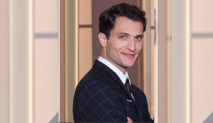 Il paradiso delle signore Daily 1 Vittorio Conti interpretato da Alessandro Tersigni pressbook Credits RAI