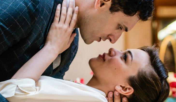 Il paradiso delle signore Daily 1 Vittorio e Marta nel primo episodio Credits RAI