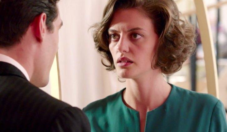 Il paradiso delle signore Riccardo e Nicoletta al Paradiso nella puntata 11 Credits RAI