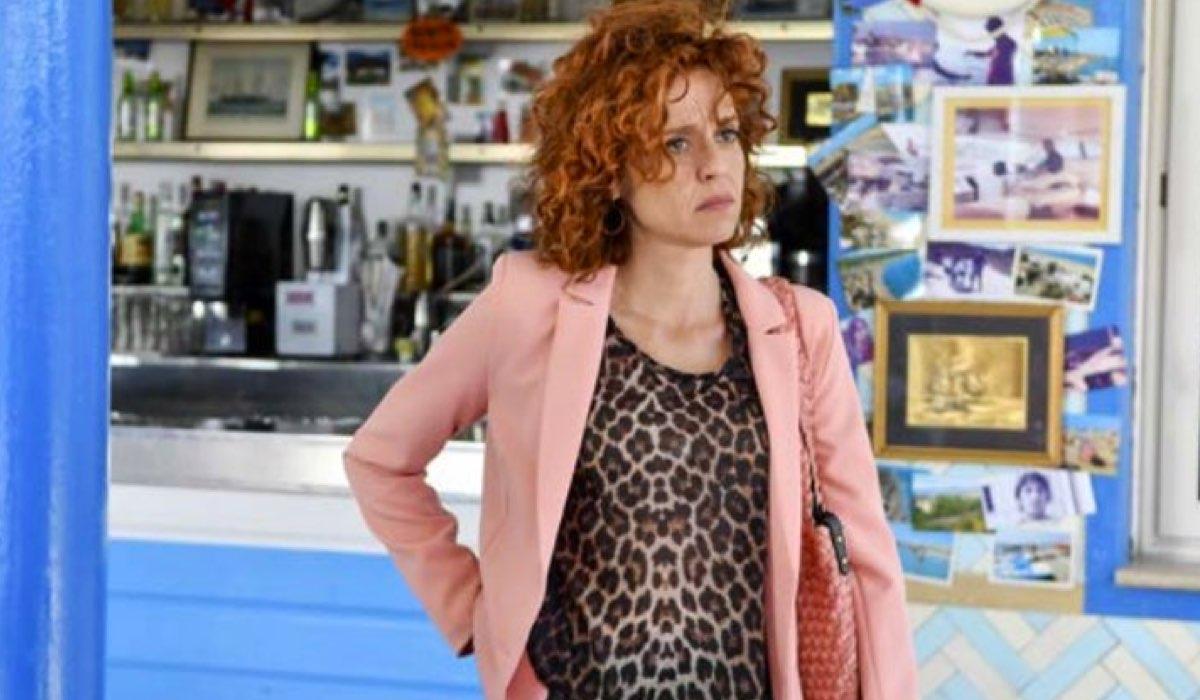 Imma Tataranni Sostituto Procuratore fiction RAI con Vanessa Scalera nella parte della protagonista Credits RAI