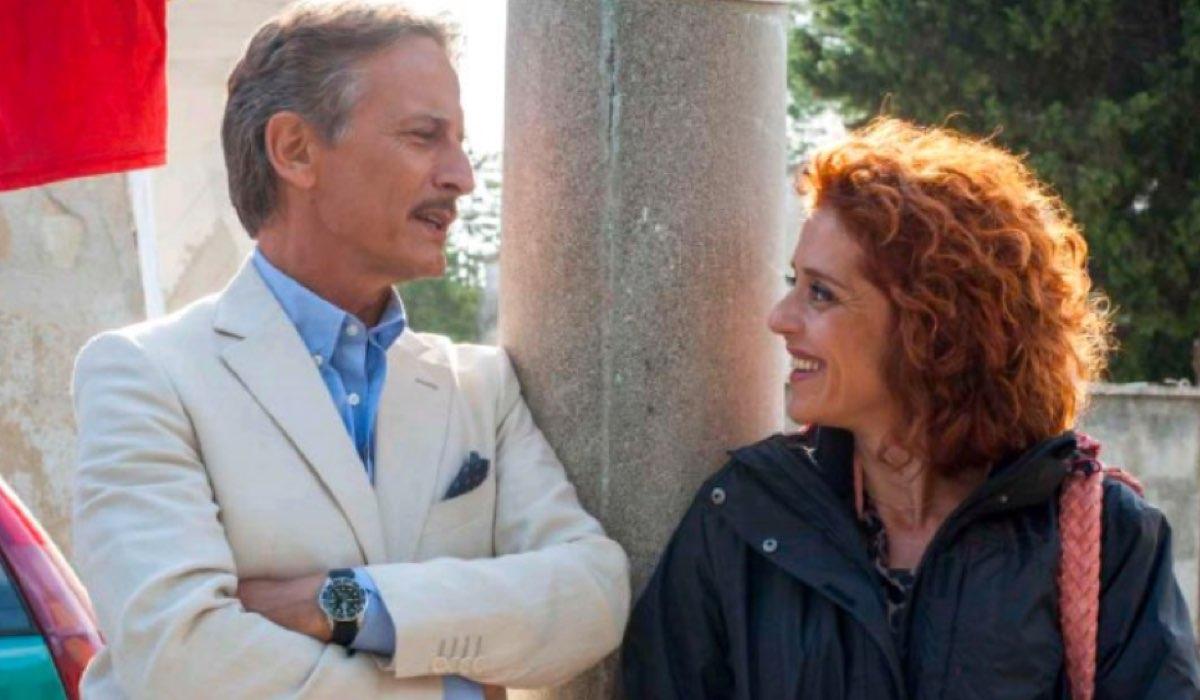 Imma Tataranni con Cesare Bocci e Vanessa Scalera Credits RAI