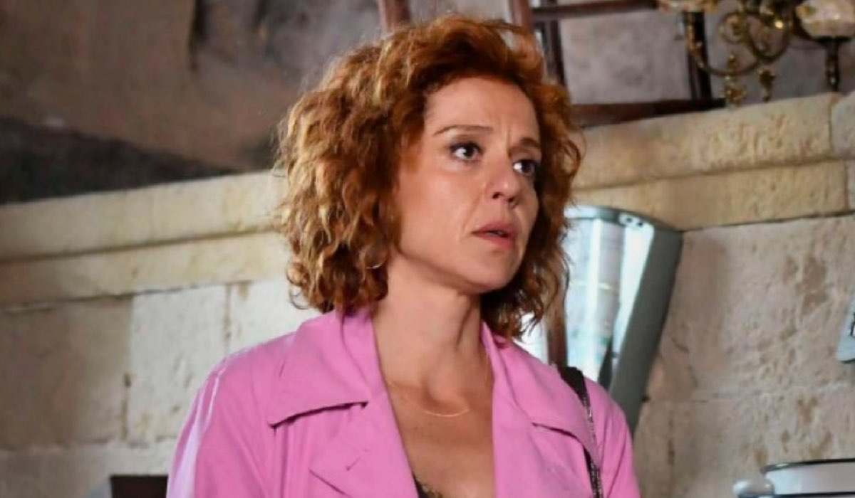 Imma Tataranni interpretata da Vanessa Scalera nell'omonima fiction Credits RAI