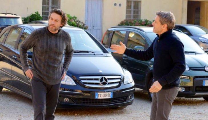 La strada di casa 2 stagione con Alessio Boni su Rai Uno dal 17 settembre 2019 Credits RAI