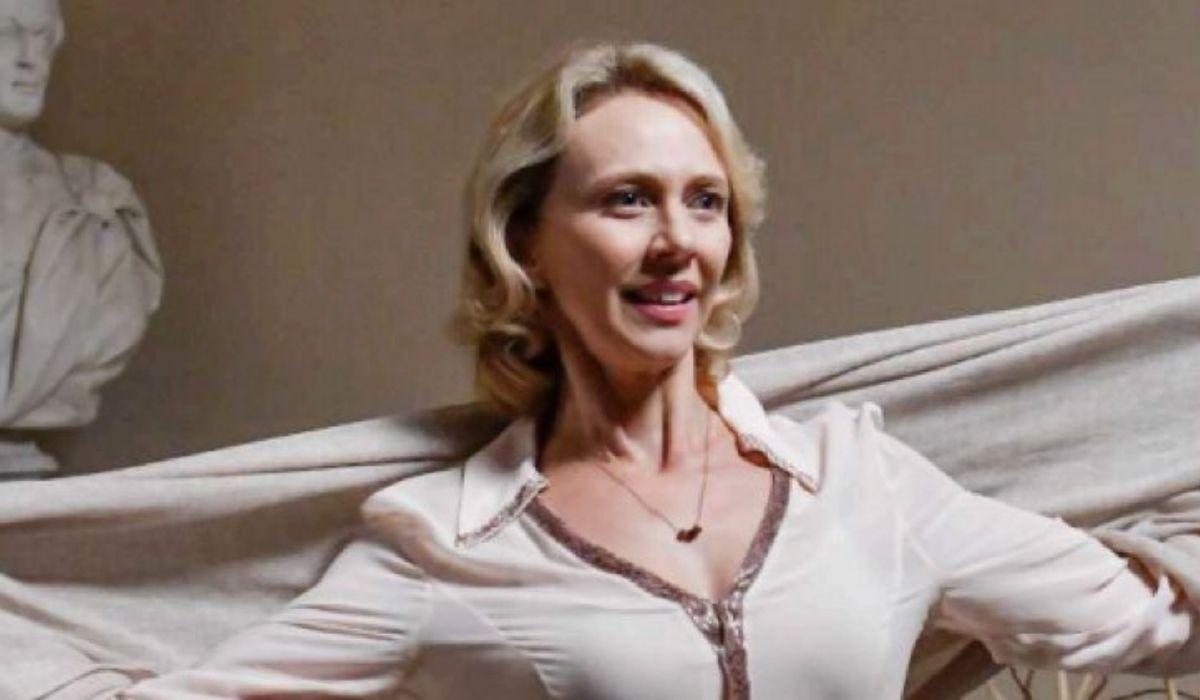 Monica Dugo è Maria in Imma Tataranni Credits Rai