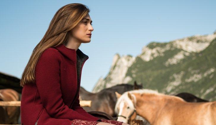 Un passo dal cielo 5 Emma Giorgi interpretata da Pilar Fogliati Credits RAI