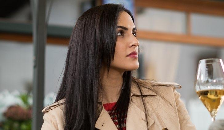 Un passo dal cielo 5 Rocio Muñoz Morales nel ruolo di Eva Fernandez Credits RAI