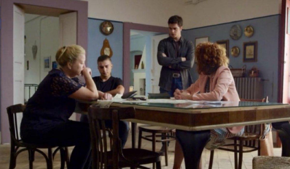 Una scena della prima stagione di Imma TataranniSostituto Procuratore Credits RAI