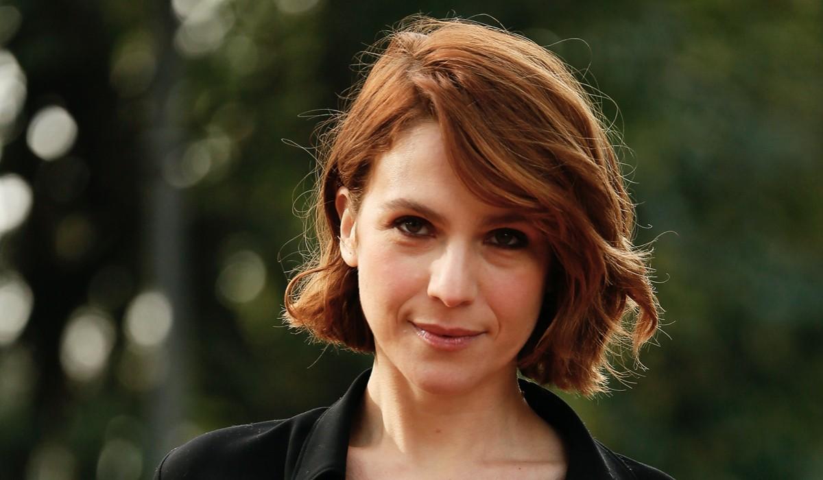 Attrice Isabella Ragonese (Marina in Rocco Schiavone). Photo Credits: Ernesto Ruscio/Getty Images