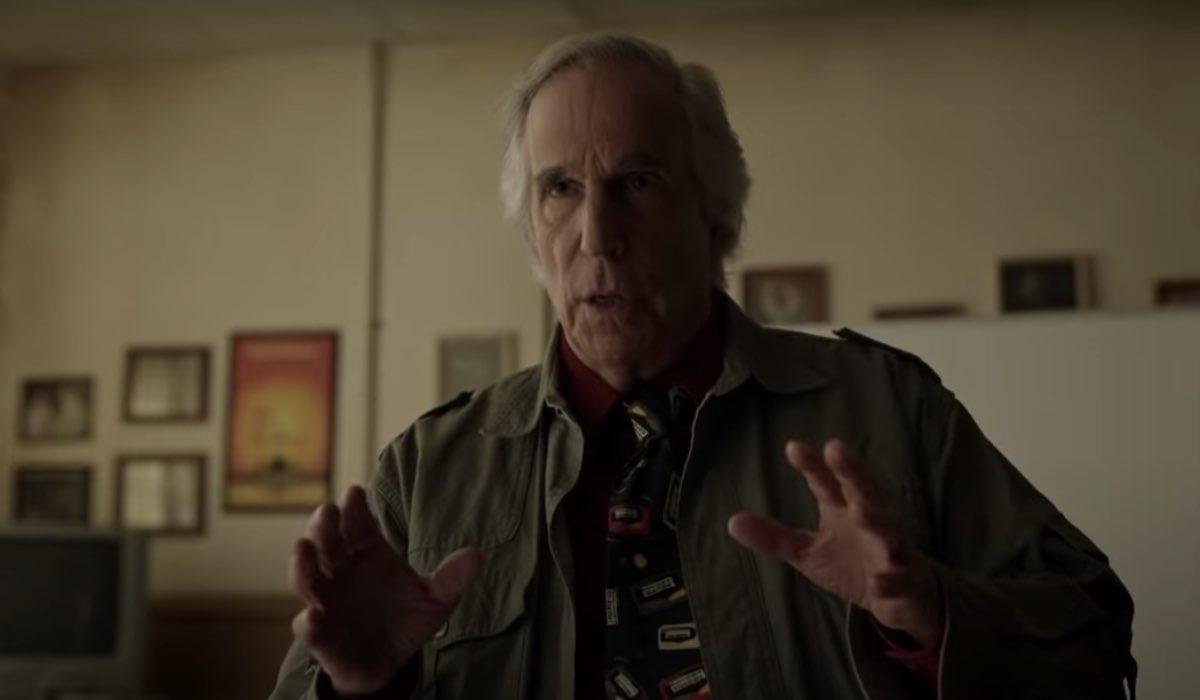Henry Winkler in un fotogramma della serie Barry. Credits: HBO.
