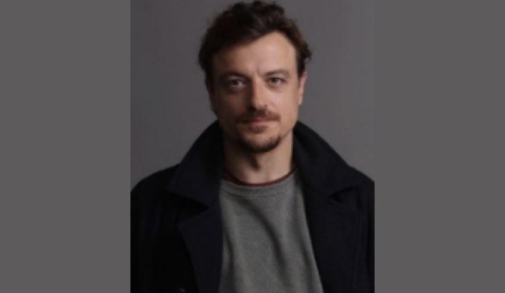 Alessandro Averone è Stefano Lanzoni ne nella fiction Il Processo Credits Mediaset