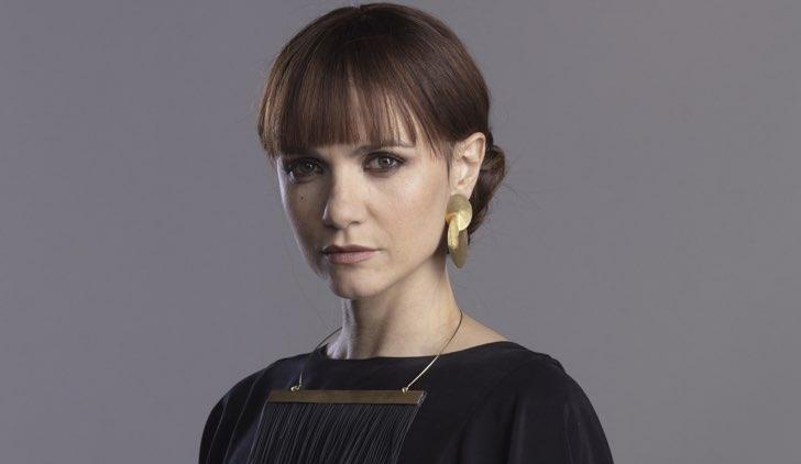 Camilla Filippi è Linda Monaco nella fiction Il Processo Credits Mediaset