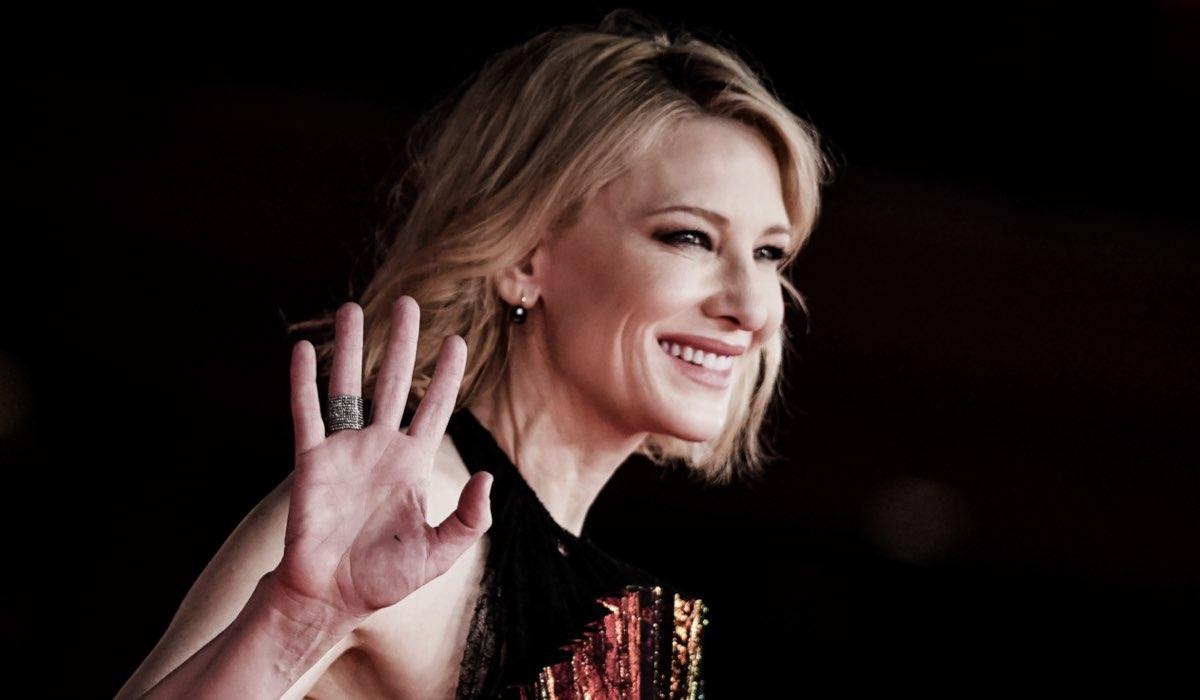 Cate Blanchett è nel cast di Mrs America, qua al tredicesimo Rome Film Fest nel 2018 Credits Vittorio Zunino Celotto e Getty Images