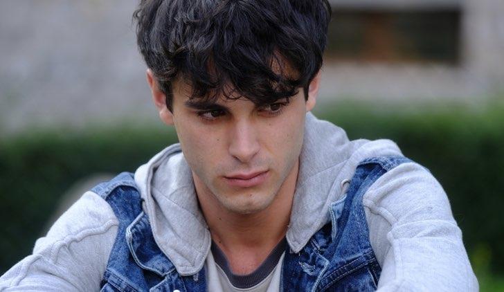 David Solans in La Caccia Monteperdido serie tv Credits Mediaset e Corporacion RTVE