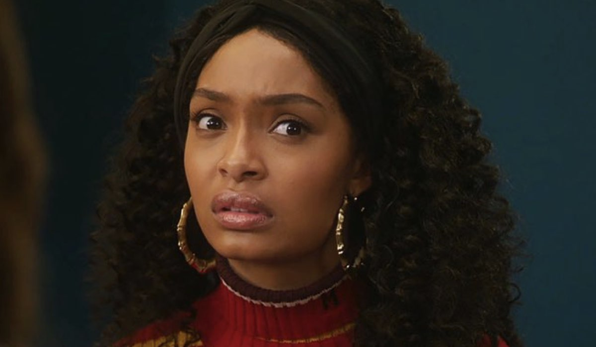 Grown-ish serie tv Credits Freeform