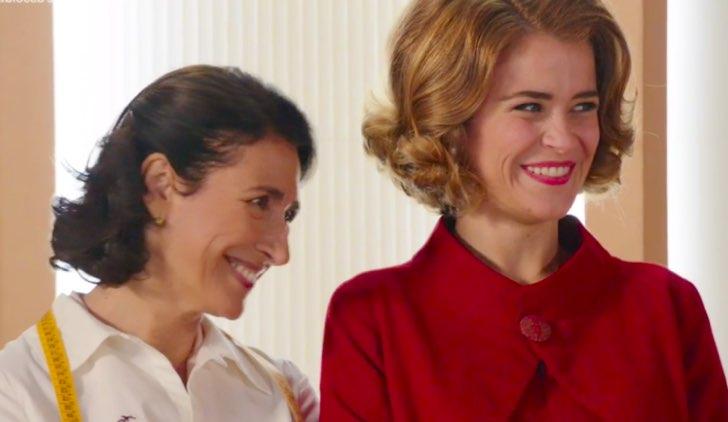 Il Paradiso delle Signore 4 Agnese e Gabriella nella puntata 20 Credits RAI