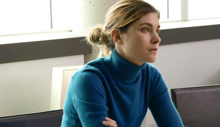 Il processo Elena è interpretata da Vittoria Puccini, in onda dal 29 novembre 2019 su Canale 5 Credits Mediaset