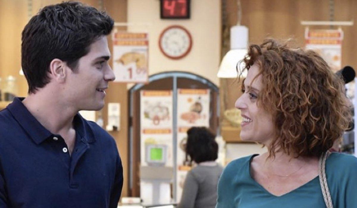 Imma Tataranni - Sostituto procuratore con Vanessa Scalera nei panni del personaggio principale Imma, qui in una scena della prima stagione Credits RAI
