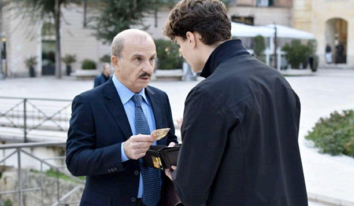 Imma Tataranni - Sostituto procuratore, qui una scena della prima stagione Credits RAI