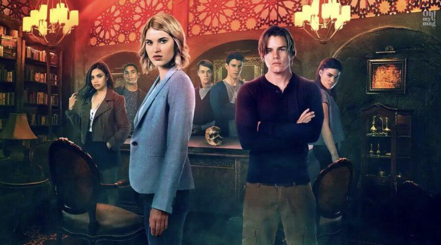 Immagine Promozionale di The Order. Credits Netflix