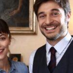 L'Allieva 3 con Alessandra Mastronardi e Lino Guanciale Credits RAI