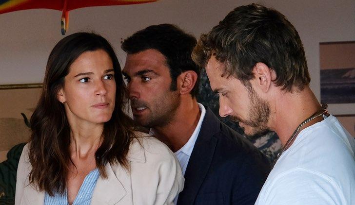 L'Isola di Pietro 3 quinta puntata CHIARA BASCHETTI è ELENA, FRANCESCO ARCA è VALERIO E RANIERO MONACO DI LAPIO è LEONARDO Credits Mediaset