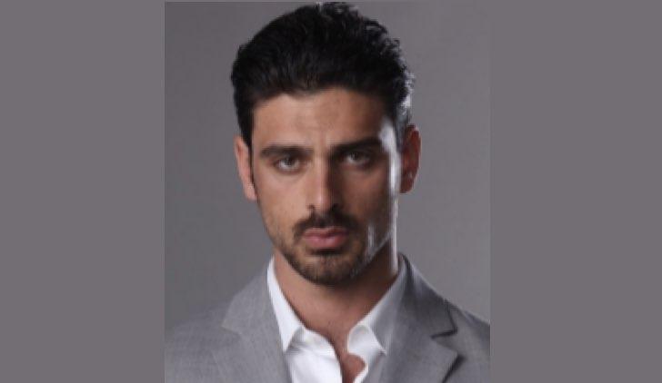 Michele Marrone è Claudio Cavalleri nella fiction Il Processo Credits Mediaset