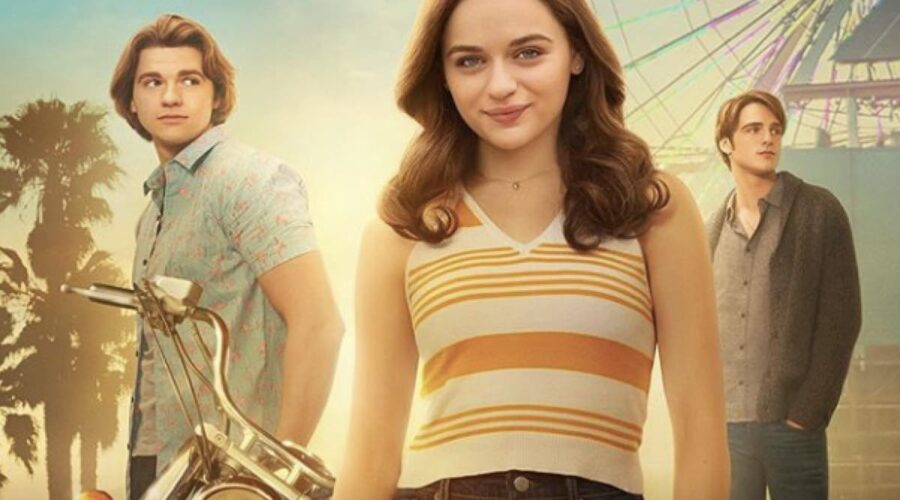 The Kissing Booth 2 Joey King, Jacob Elordi e Joel Courtney nei panni di Elle, Noah e Lee credits Netflix e Instagram via @netflixit