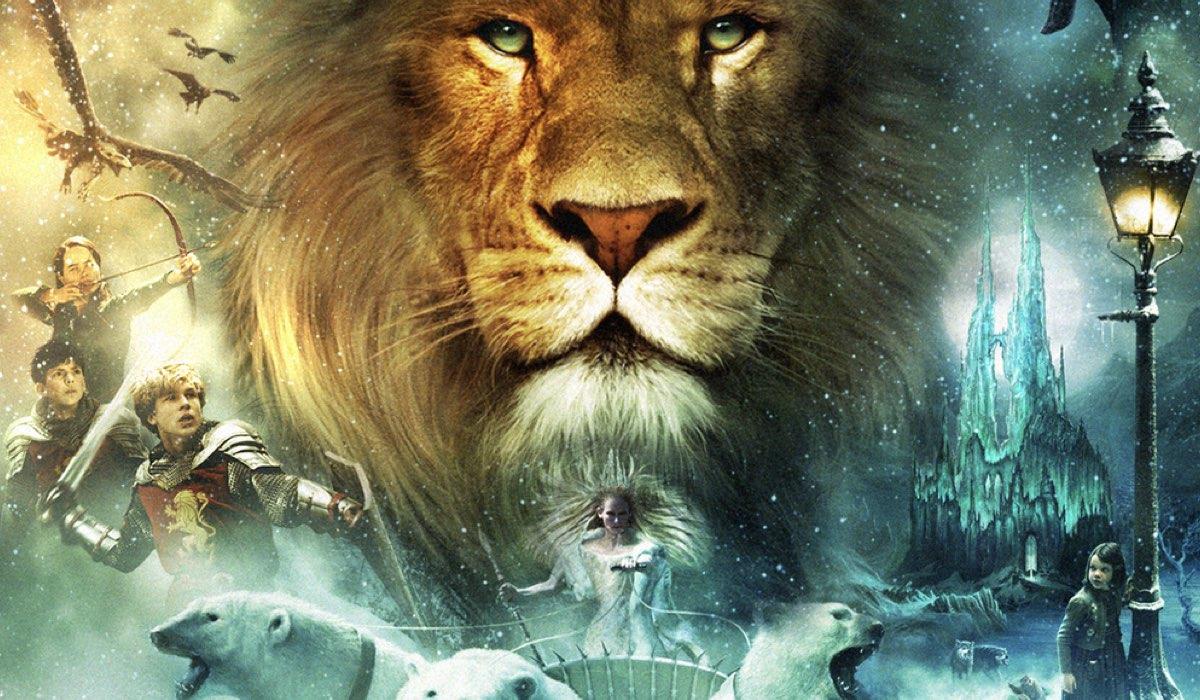 Un particolare del poster de Le cronache di Narnia Credits The Walt Disney Company e Walden Media