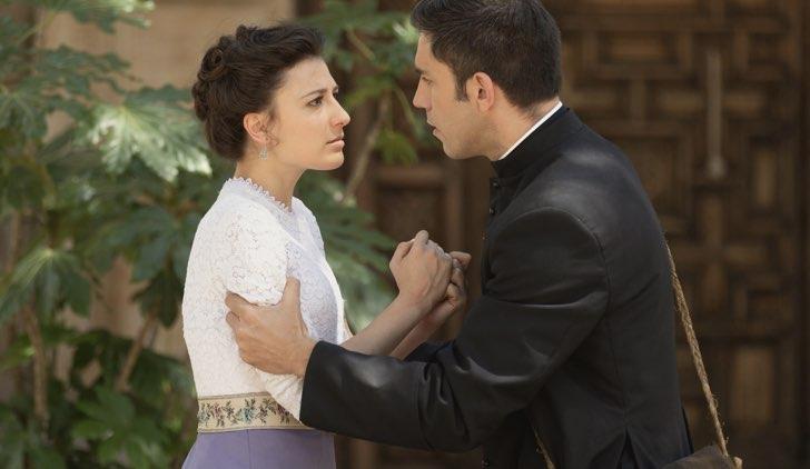 Una Vita soap opera Credits Mediaset